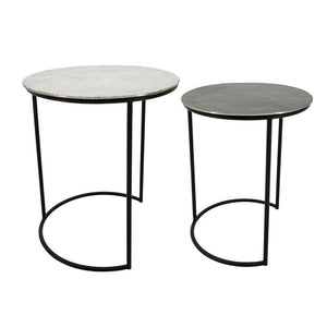 B&W Nesting Tables