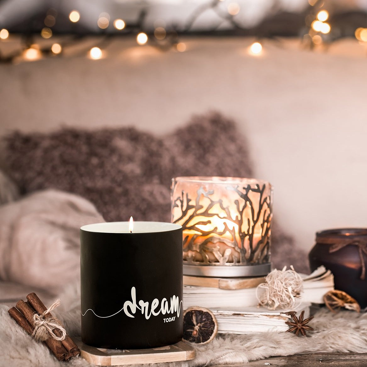 Dream Today Candle