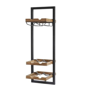 D-Bodhi Tall Wine Rack