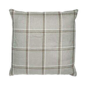 Manhattan Check Pillow