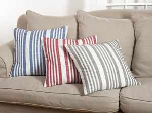 Striped Design Pillow