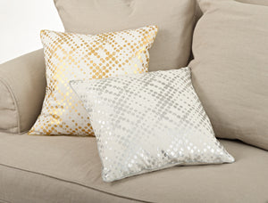 Metallic Foil Pillow II