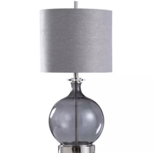 Saco Glass Globe Lamp