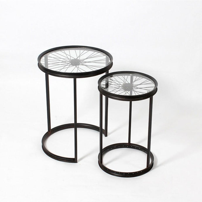 Bicycle Nesting Tables