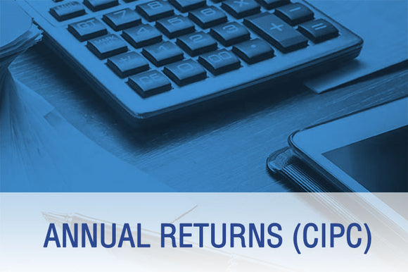 CIPC annual returns from R750