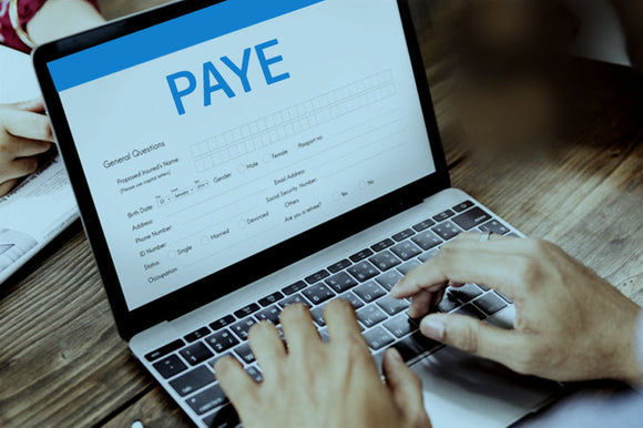 PAYE registration