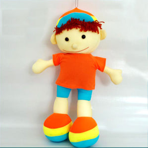 Boy Stuffed Toy Big 50cm