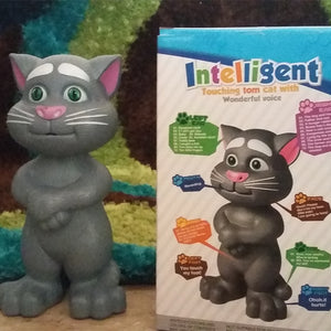 Intelligent Touching Tom Cat With Wonderful Voice Musical kids Toy