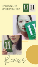 Load image into Gallery viewer, Buy Uptown Liiz Calming Mask Nail Polish Wraps at the lowest price in Singapore from Uptown Liiz. Worldwide Shipping. Instant designer nail art manicure in under 10 minutes.