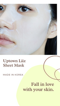 Load image into Gallery viewer, Buy Uptown Liiz Tone Up Mask Nail Polish Wraps at the lowest price in Singapore from Uptown Liiz. Worldwide Shipping. Instant designer nail art manicure in under 10 minutes.
