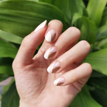Load image into Gallery viewer, Buy Alyssa Allure Nail Wraps at the lowest price in Singapore from NAILWRAP.CO. We Ship Worldwide. Over 300 designs! Instant designer nail art under 10 minutes