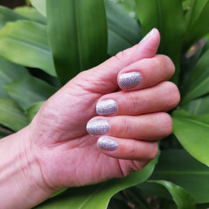 Buy Classic Silver Glitter Nail Polish Wraps at the lowest price in Singapore from NAILWRAP.CO. Worldwide Shipping. Instant designer nail art manicure in under 10 minutes.