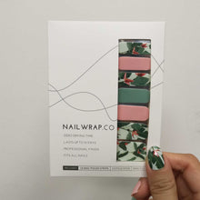 Load image into Gallery viewer, Buy Greta Spring Fling Nail Polish Wraps at the lowest price in Singapore from NAILWRAP.CO. Worldwide Shipping. Instant designer nail art manicure in under 10 minutes.