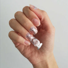 Load image into Gallery viewer, Buy Reign Holo Overlay Nail Polish Wraps at the lowest price in Singapore from NAILWRAP.CO. Worldwide Shipping. Instant designer nail art manicure in under 10 minutes.