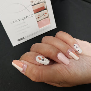 Buy Free Spirit Nail Polish Wraps at the lowest price in Singapore from NAILWRAP.CO. Worldwide Shipping. Instant designer nail art manicure in under 10 minutes.