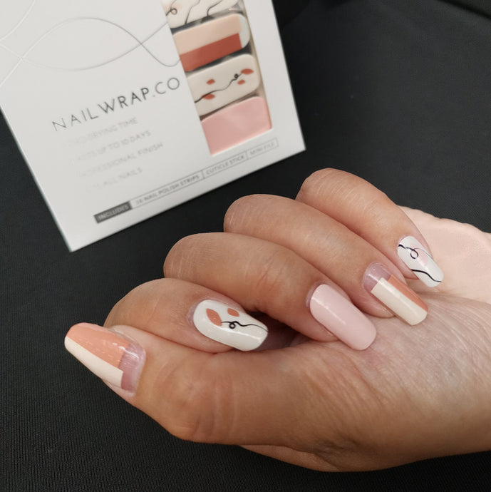 Buy Free Spirit Nail Wraps at the lowest price in Singapore from NAILWRAP.CO. We Ship Worldwide. Over 300 designs! Instant designer nail art under 10 minutes