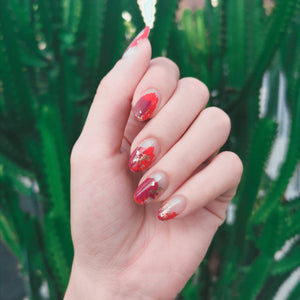 Buy Erika Paint Nail Polish Wraps at the lowest price in Singapore from NAILWRAP.CO. Worldwide Shipping. Instant designer nail art manicure in under 10 minutes.