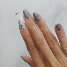 Load image into Gallery viewer, Buy Demi Floral Overlay Nail Polish Wraps at the lowest price in Singapore from NAILWRAP.CO. Worldwide Shipping. Instant designer nail art manicure in under 10 minutes.