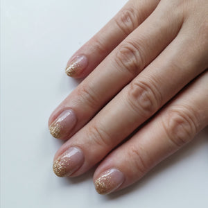 Frost Gold Glitter