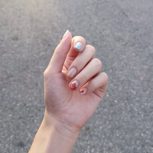 Buy Meiko Goldfish Nail Polish Wraps at the lowest price in Singapore from NAILWRAP.CO. Worldwide Shipping. Instant designer nail art manicure in under 10 minutes.