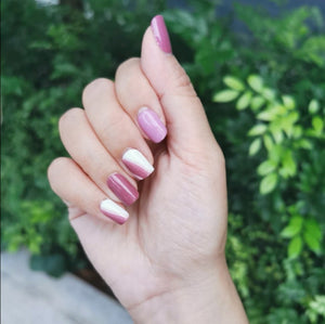 Buy Emmeline Pink Gradient Nail Wraps at the lowest price in Singapore from NAILWRAP.CO. We Ship Worldwide. Over 300 designs! Instant designer nail art under 10 minutes
