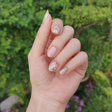 Load image into Gallery viewer, Buy Jezebel Floral Nail Wraps at the lowest price in Singapore from NAILWRAP.CO. We Ship Worldwide. Over 300 designs! Instant designer nail art under 10 minutes