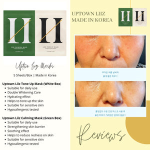 Buy Uptown Liiz Calming Mask Nail Polish Wraps at the lowest price in Singapore from Uptown Liiz. Worldwide Shipping. Instant designer nail art manicure in under 10 minutes.