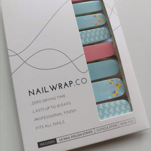 Buy Fly High Nail Polish Wraps at the lowest price in Singapore from NAILWRAP.CO. Worldwide Shipping. Instant designer nail art manicure in under 10 minutes.