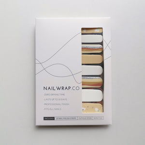 Buy Morning Dawn Nail Polish Wraps at the lowest price in Singapore from NAILWRAP.CO. Worldwide Shipping. Instant designer nail art manicure in under 10 minutes.