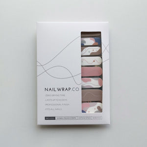 Buy Pink Joy Nail Polish Wraps at the lowest price in Singapore from NAILWRAP.CO. Worldwide Shipping. Instant designer nail art manicure in under 10 minutes.