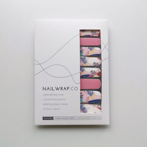 Buy Garden Party Nail Polish Wraps at the lowest price in Singapore from NAILWRAP.CO. Worldwide Shipping. Instant designer nail art manicure in under 10 minutes.