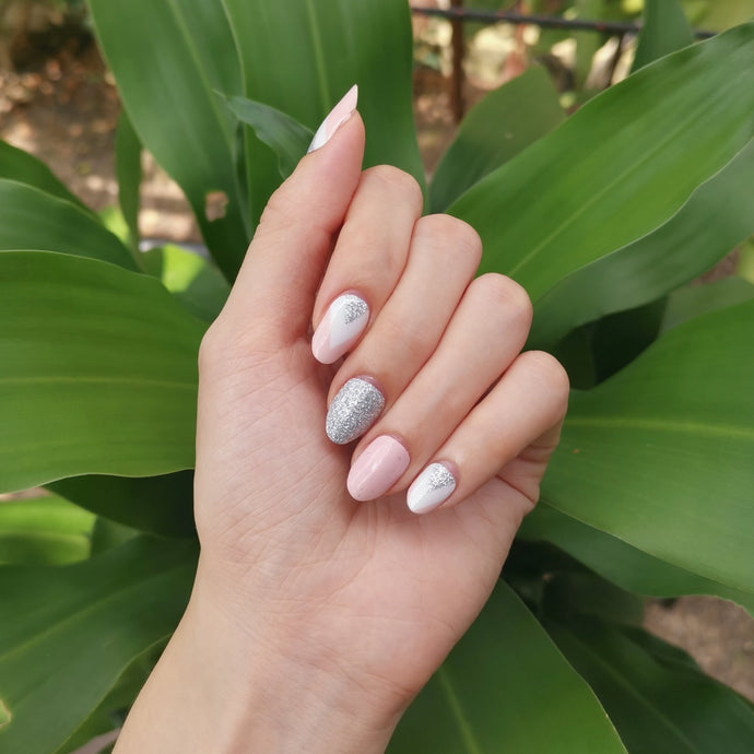 Buy Crystal Pink Nail Polish Wraps at the lowest price in Singapore from NAILWRAP.CO. Worldwide Shipping. Instant designer nail art manicure in under 10 minutes.
