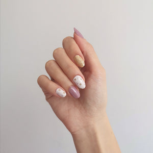 Buy Bubblegum Floral Nail Wraps at the lowest price in Singapore from NAILWRAP.CO. We Ship Worldwide. Over 300 designs! Instant designer nail art under 10 minutes