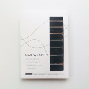 Buy Black Out (Solid) Nail Wraps at the lowest price in Singapore from NAILWRAP.CO. We Ship Worldwide. Over 300 designs! Instant designer nail art under 10 minutes