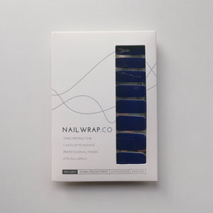 Buy You Blue Me Away (Solid) Nail Polish Wraps at the lowest price in Singapore from NAILWRAP.CO. Worldwide Shipping. Instant designer nail art manicure in under 10 minutes.