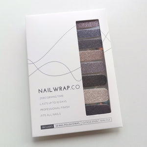 Buy Eyeshadow Palette (Glitter) Nail Polish Wraps at the lowest price in Singapore from NAILWRAP.CO. Worldwide Shipping. Instant designer nail art manicure in under 10 minutes.