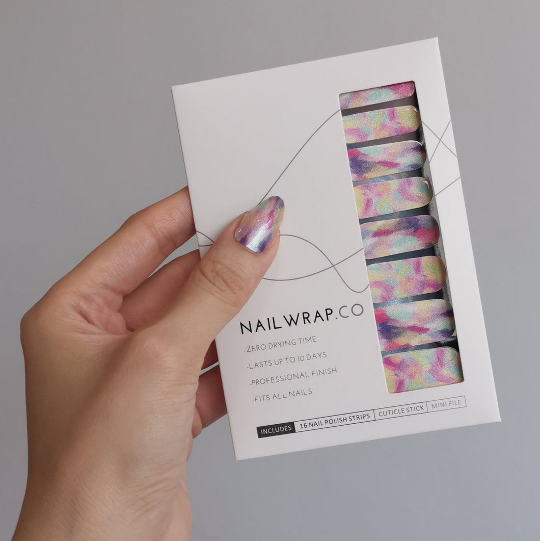 Buy Paddlepop Nail Polish Wraps at the lowest price in Singapore from NAILWRAP.CO. Worldwide Shipping. Instant designer nail art manicure in under 10 minutes.