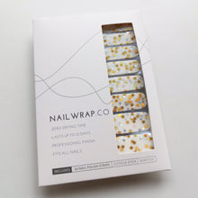 Load image into Gallery viewer, Buy Sprinkle Stars Overlay Nail Wraps at the lowest price in Singapore from NAILWRAP.CO. We Ship Worldwide. Over 300 designs! Instant designer nail art under 10 minutes