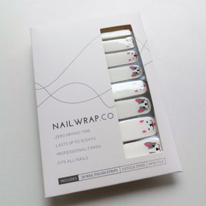 Buy Puppy Love Overlay Nail Polish Wraps at the lowest price in Singapore from NAILWRAP.CO. Worldwide Shipping. Instant designer nail art manicure in under 10 minutes.