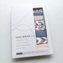 Load image into Gallery viewer, Buy Spring Lilac Nail Polish Wraps at the lowest price in Singapore from NAILWRAP.CO. Worldwide Shipping. Instant designer nail art manicure in under 10 minutes.