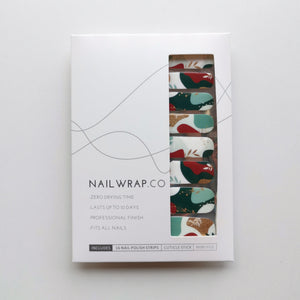 Buy Empress Teal Nail Polish Wraps at the lowest price in Singapore from NAILWRAP.CO. Worldwide Shipping. Instant designer nail art manicure in under 10 minutes.