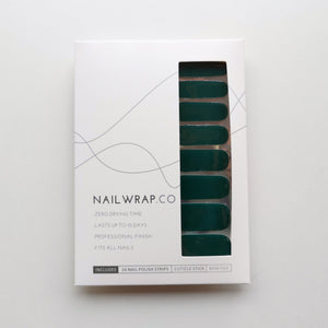 Buy Darkest Forest (Solid) Nail Polish Wraps at the lowest price in Singapore from NAILWRAP.CO. Worldwide Shipping. Instant designer nail art manicure in under 10 minutes.