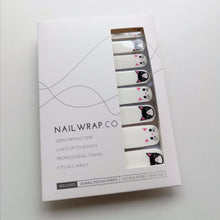 Load image into Gallery viewer, Buy Purrfect Cat Overlay Nail Polish Wraps at the lowest price in Singapore from NAILWRAP.CO. Worldwide Shipping. Instant designer nail art manicure in under 10 minutes.