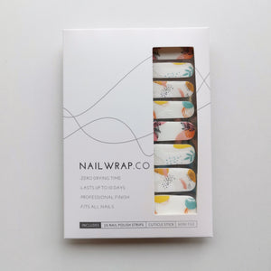 Summer Foliage - NAILWRAP.CO Nail Wrap Co Nail Wraps Singapore Online SG Nail Stickers Nodspark Freshly Wrapped Freshlywrapped Emmezingnails Yaytonails Yay to Nails Nailedit-wraps Nailed it Gelato Factory Korea United States Australia Personail Itspersonail Nails Mailed Polishpops Cheap DIY Manicure Salon Gelish Acrylic Kids Happie Manufacturer Supplier Wholesale Customized Review