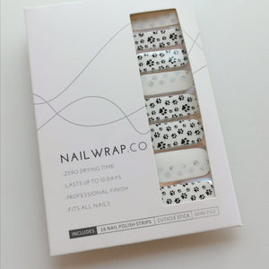 Buy Pawfect Overlay 🐾 Nail Polish Wraps at the lowest price in Singapore from NAILWRAP.CO. Worldwide Shipping. Instant designer nail art manicure in under 10 minutes.
