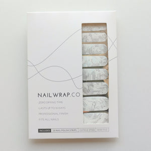 Buy Circuit Board Overlay Nail Polish Wraps at the lowest price in Singapore from NAILWRAP.CO. Worldwide Shipping. Instant designer nail art manicure in under 10 minutes.