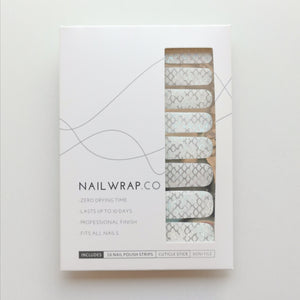 Buy Holo Mermaid Overlay 🧜🏻‍♀️ Nail Wraps at the lowest price in Singapore from NAILWRAP.CO. We Ship Worldwide. Over 300 designs! Instant designer nail art under 10 minutes