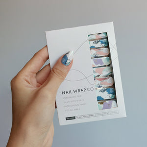 Buy Whimsical Wonders Nail Polish Wraps at the lowest price in Singapore from NAILWRAP.CO. Worldwide Shipping. Instant designer nail art manicure in under 10 minutes.