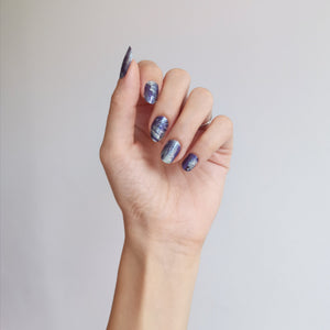 Buy Deep Sea Nail Polish Wraps at the lowest price in Singapore from NAILWRAP.CO. Worldwide Shipping. Instant designer nail art manicure in under 10 minutes.