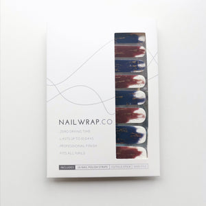Buy Gradient Smudge Nail Polish Wraps at the lowest price in Singapore from NAILWRAP.CO. Worldwide Shipping. Instant designer nail art manicure in under 10 minutes.